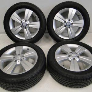 Mercedes A Klasa W176 B Klasa W246 Cla W117 Felgi Opony Zimowe 16