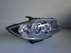 BMW 1 E87 LAMPA XENON PRAWA PRZÓD KSENON LIFT