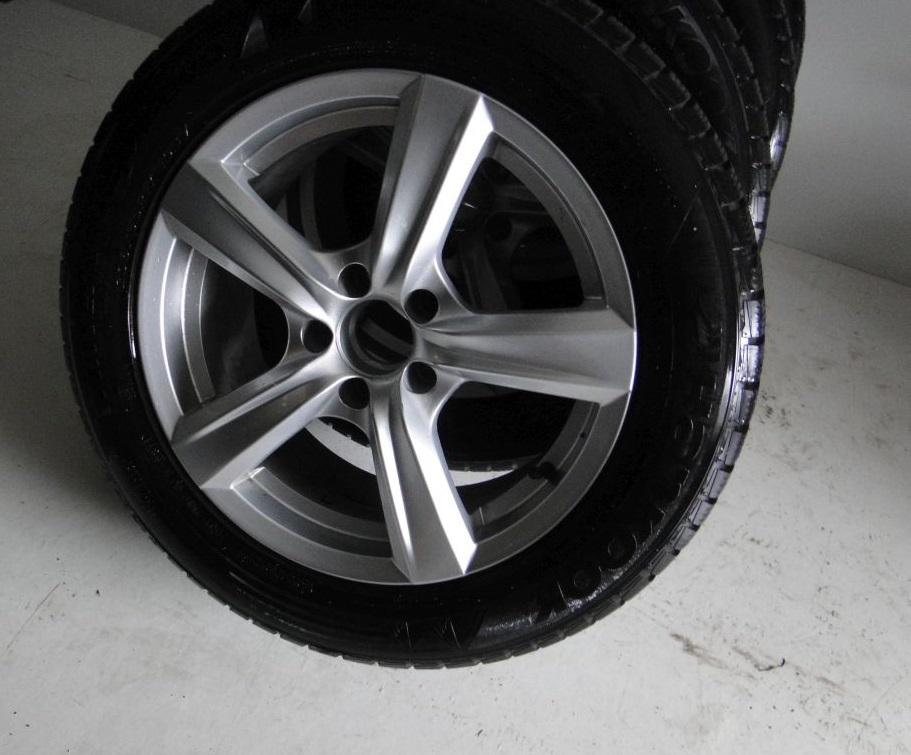 Mercedes Cls W218 Koła 4 Felgi Opony Zimowe 17 Cali Mercbed