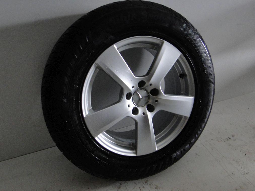 Mercedes Glk X204 Po Lifcie Felgi Koła Opony Zimowe 17 Cali Mercbed