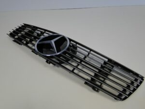 MERCEDES S W140 CL COUPE GRILL ATRAPA NOWY