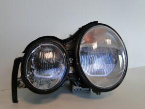 MERCEDES E KLASA W210 LAMPA XENON LEWA KSENON
