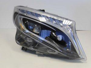 MERCEDES VITO V KLASA W447 LAMPA PRAWA LED ILS 447