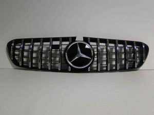 MERCEDES S 217 LIFT COUPE 63AMG GRILL PANAMERICANA