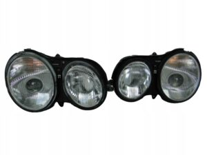 MERCEDES CL 215 LAMPA PRZEDNIA KSENON XENON KPL