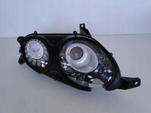 BENTLEY CONTIENTAL GT 2 LAMPA PRAWA KSENON Z LED