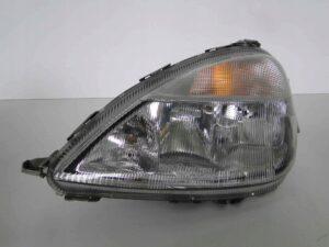 MERCEDES A KLASA W168 168 LAMPA LEWA H1 H7