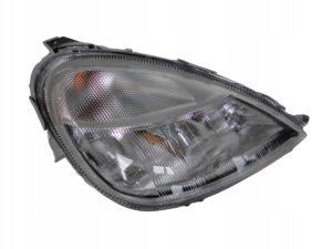 MERCEDES A KLASA W168 168 LAMPA PRAWA H1 H7