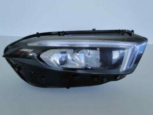 MERCEDES A KLASA W177 177 LAMPA PRAWA LED HIGH PER