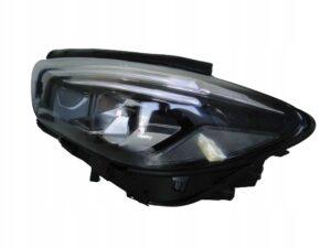 MERCEDES B KLASA W247 247 LAMPA LEWA LED HIGH PERF