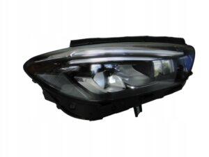 MERCEDES B KLASA W247 247 LAMPA PRAWA LED HIGH PER