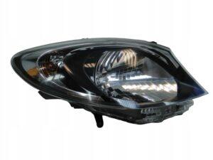 MERCEDES CITAN W415 415 LAMPA H7 PRAWA CZARNA