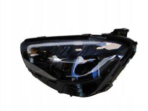 MERCEDES E KLASA W213 213 LIFT LAMPA LEWA FULL LED