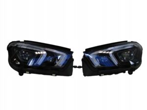 MERCEDES GLE W167 167 COUPE LAMPY MULTIBEAM LED KOMPLET