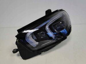 MERCEDES GLE W167 167 LAMPA LEWA MULTIBEAM LED
