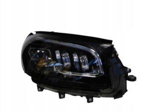 MERCEDES GLS X167 167 LAMPA PRAWA MULTIBEAM LED
