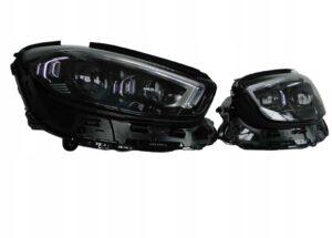 MERCEDES E KLASA W213 213 LIFT LAMPA LED MULTIBEAM