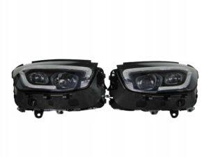 MERCEDES GLC X253 253 LIFT LAMPA MULTIBEAM LED