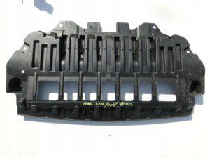 MERCEDES S 63 AMG W222 222 LIFT OSŁONA POD ZDERZAK 4-MATIC