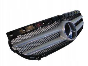 MERCEDES B W246 246 GRILL ATRAPA SPORT AMG RADAR