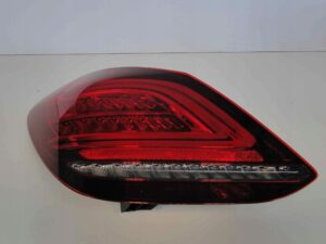 MERCEDES C W205 205 LIFT LAMPA TYLNA LEWA AMG