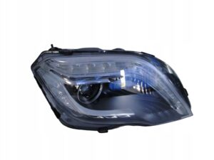 MERCEDES GLK X204 LIFT LAMPA KSENON LED ILS PRAWA